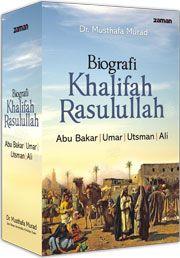 Biografi Khalifah Rasulullah (Box)
