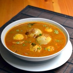 """Egg Kurma 