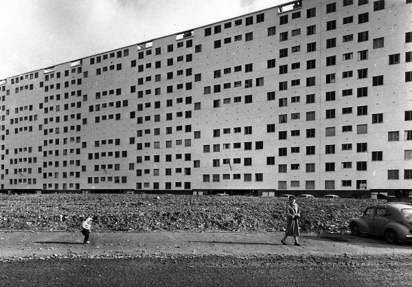 La carte perforée | Fresnes 1960 |¤  Robert Doisneau | 23 mars 2015 | Atelier Robert Doisneau | Site officiel