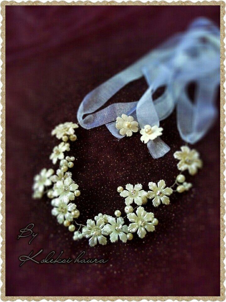 Flower crown, Matt akrilik