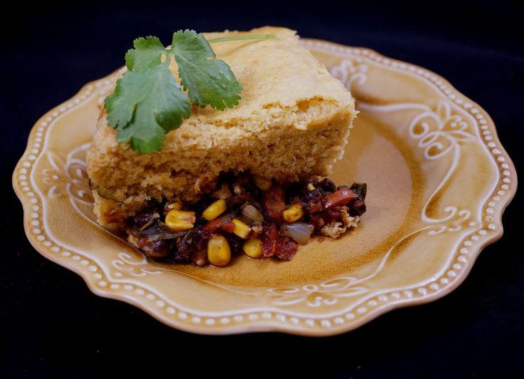 mexican cornbread dinner under pressure