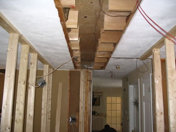 how to know if a wall is load bearing