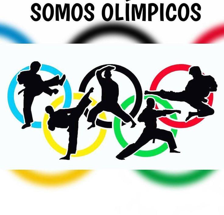 Veremos que cambios sufre el arte con esto de las olimpiadas lo que es innegable es que aumentara su exposicion a las masas y crecera el interes popular en nuestro arte Osu @Regrann from @fvkarate -  Somos olímpicos ya no es un sueño es una realidad  El día de ayer nuestra disciplina vivió un momento histórico en Río de Janeiro lugar donde se están realizando  los Juegos Olímpicos. El karate fue aprobado en sus dos modalidades Kata y Kumite para TOKYO 2020. #Regrann