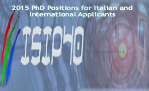 2015 PhD Positions for Italian and International Applicants at University of Genoa in Italy and applications are submitted till 30th June, 2014. Applications are invited for PhD Positions within the Department of Electrical, Electronic, Telecommunications Engineering and Naval Architecture (DITEN), University of Genova - See more at: http://www.scholarshipsbar.com/2015-phd-positions-for-italian-and-international-applicants.html#sthash.NluBrpH7.dpuf