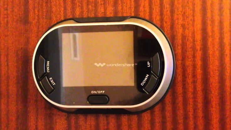 Spioncino Elettronico display da 3.5 pollici