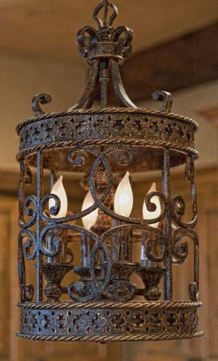 The 25 best wrought iron light fixtures ideas on pinterest light fixtures wrought iron arubaitofo Choice Image