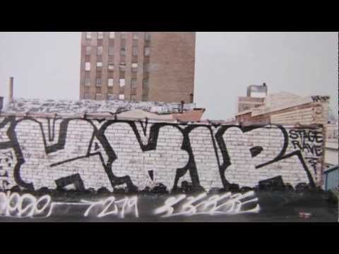 Sly Artistic City - Philly graffiti history - Interesting transition from graffiti to mural.
