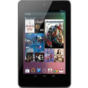 Google Nexus 7 Wi-Fi Tablet 16GB (Android) グーグル米国正規品 - 海外ガジェット専門通販サイト LiSORA Store(リソラストア) 海外のGadgetやブログ・雑誌掲載商品の販売 ガジェットアクセサリーグッズなど
