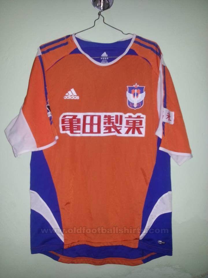 Albirex Niigata football shirt 2004 - 2006