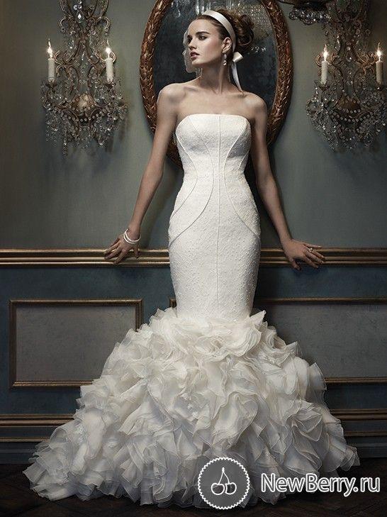 Свадебные платья CB Couture 2013