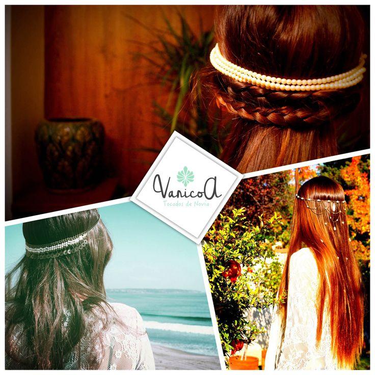 Te invitamos a conocer nuestros tocados y accesorios de novia en nuestro sitio web www.varicoa.cl o en Facebook/noviasvaricoa