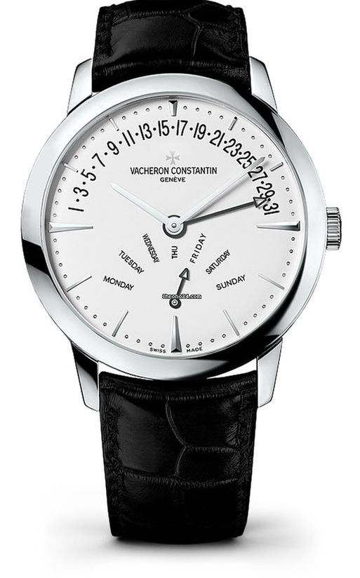 Vacheron Constantin [NEW]Patrimony Bi-Retrograde Day Date 42.5mm 86020/000g-9508 (Retail:US$45,700) ~ EXTRA SPECIAL: HK$236,000.  #VACHERONCONSTANTIN  #VACHERON_CONSTANTIN #PATRIMONY #VCPATRIMONY  #RETROGRADE #VCRETROGRADE  #86200_000G