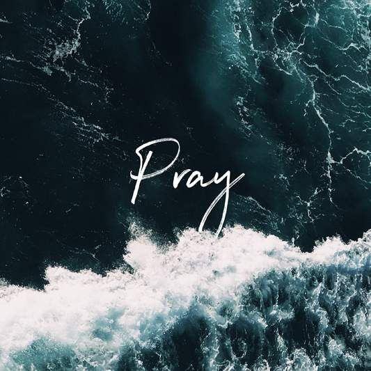 Pray wallpaper Christian artwork mobile iphone android desktop tablet ipad
