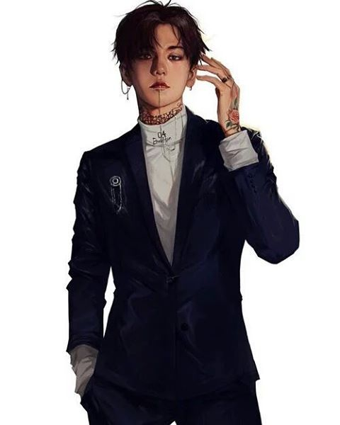 Oh wow the artist is really talented>>> damn sON
