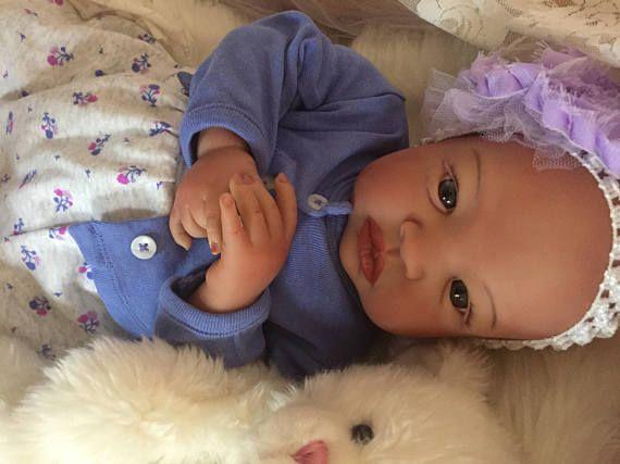 Biracial Lifelike Doll Reborn Baby Girl Summer