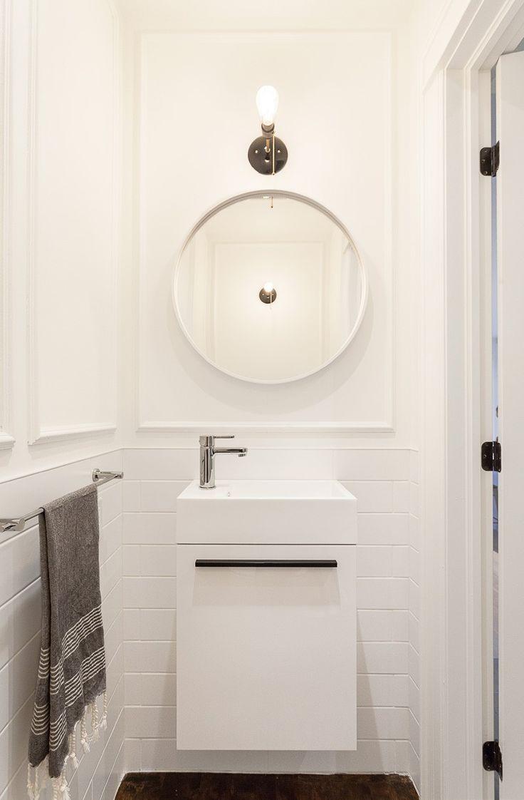 80 best farmhouse powder room images on pinterest bathroom ideas