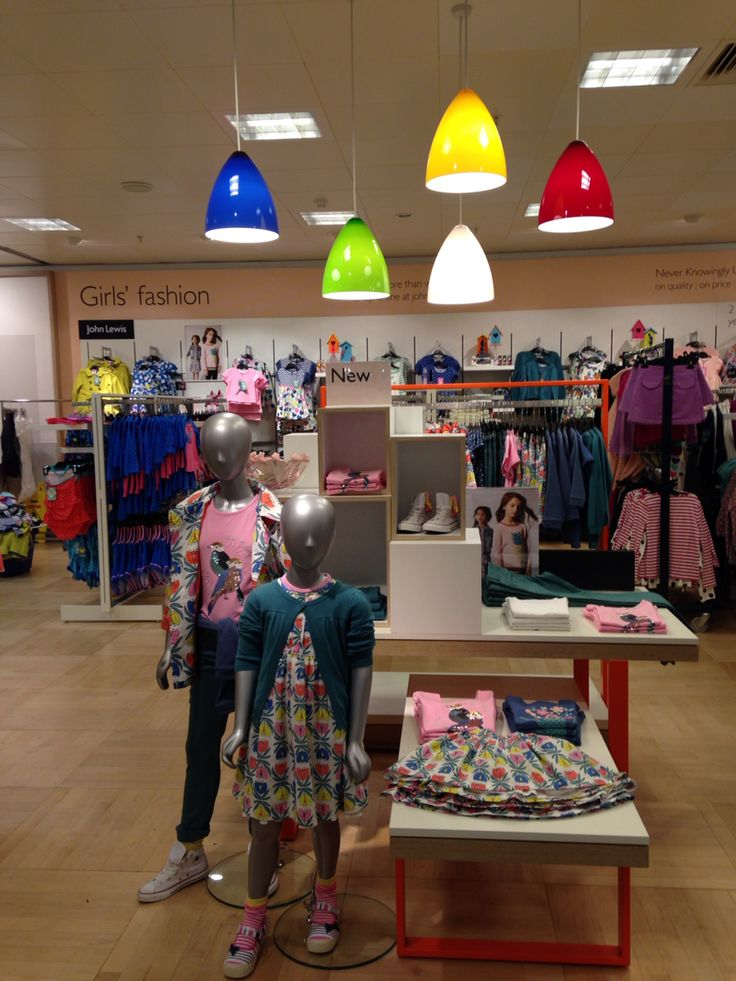Children S Kids Display Visual Merchandising Tienda