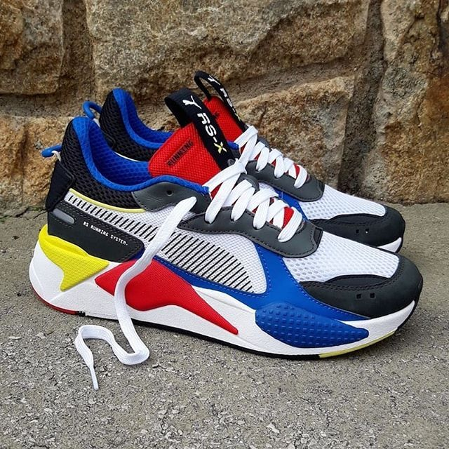 Puma sneakers shoes, Hype shoes