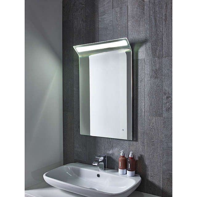 BuyRoper Rhodes Renew Illuminated LED Bathroom Mirror Online at johnlewis.com