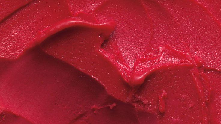 Rose Raspberry Sorbet