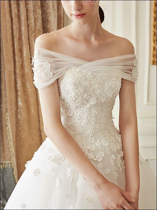 104 best Prinzessin Brautkleider images on Pinterest | Princesses ...