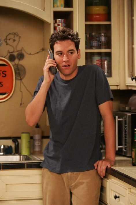 Josh Radnor - Josh is hot, but Ted is so adorable.