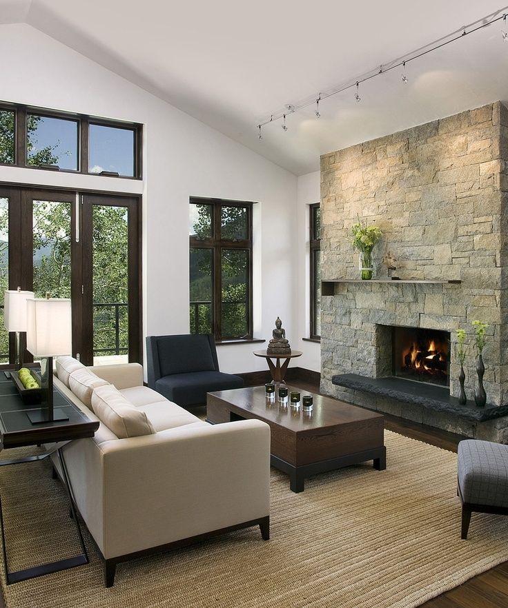 Vaulted Living Room Design: Best 25+ Vaulted Living Rooms Ideas On Pinterest