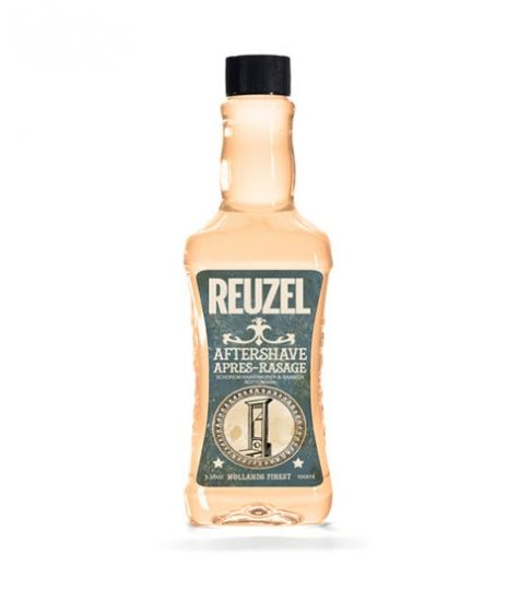 REUZEL after shave płyn po goleniu 100ml