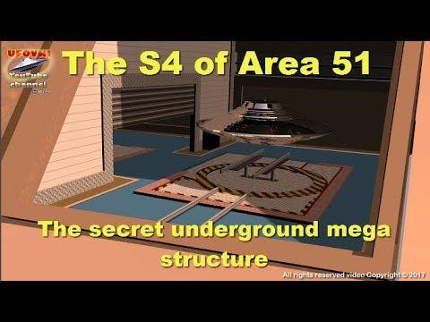 BASE S-4 Area 51 Mega Estructura subterránea Secreta BASE S-4 Area 51 Mega Estructura subterránea Secreta según Bob Lazar y Dan Burisch  ProyectO Aquatone, Lockheed, Ununpentium, Majestic 12 Este video y la estructura que se muestra, está basado en el relato de Bob Lazar, Dan Burisch (PhD Microbiólogo ) , y su contacto con un extraterrestre conocido como J -Rod en el Área S - 4 (12 millas al sur de Área 51 )  Bob Lazar sólo conoció la parte superior de la base, pero fue primero que detalló…