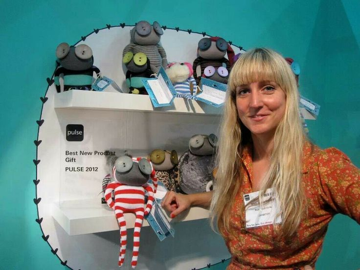 Best new product in the the 'gift' category at Pulse 2012