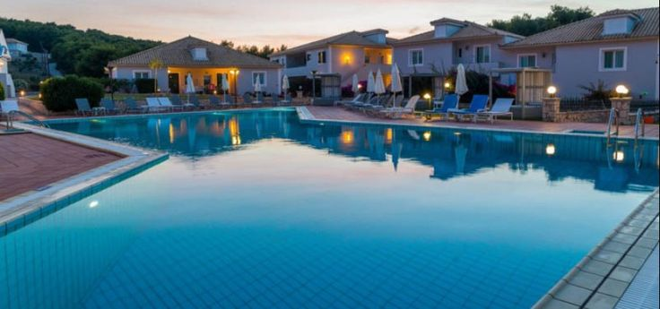 Keri Village & Spa by Zante Plaza | Keri The complex itself perfectly combines the luxury with the friendly atmosphere.