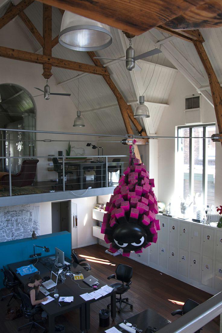 FiberNL HQ: lijkt wel alsof er niets te doen is ;-)