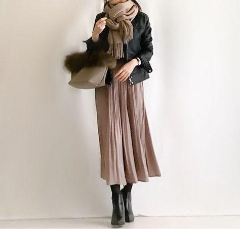 【coordinate】UNIQLOカシミヤセーター×プリーツスカンツ/セレモニースーツの画像   Umy's プチプラmixで大人のキレイめファッション