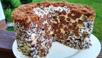 Tort extraordinar care nu necesita coacere, e nemaipomenit