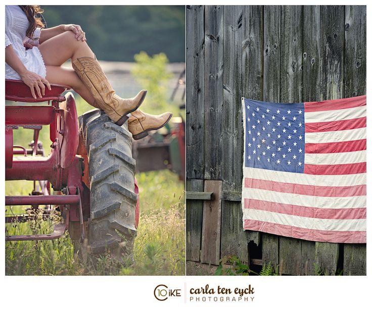 american girlAmerican Country, American Flags, Country Girls, The Farms, Country Living, Farms Living, Senior Pics, Country Life, American Girls