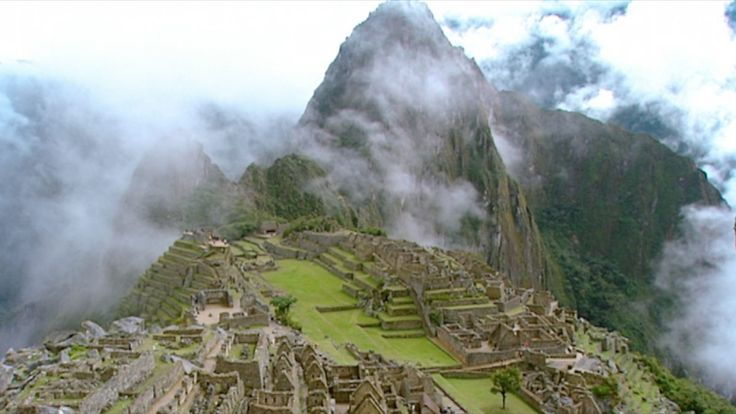 The top 50 must-see places in the world, as voted for by the public. (2002)