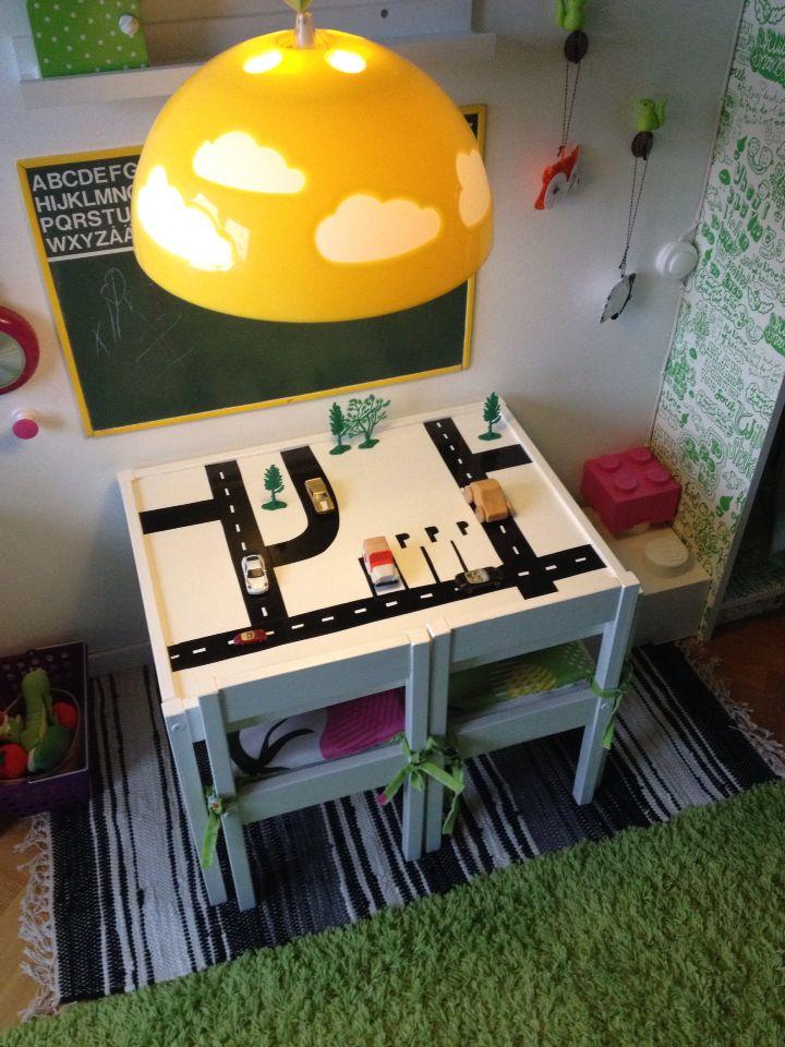 Play table/lekbord
