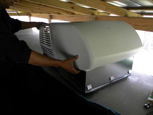RV AC And Camper Rooftop Air Conditioner Maintenance, Troubleshooting, and Repair