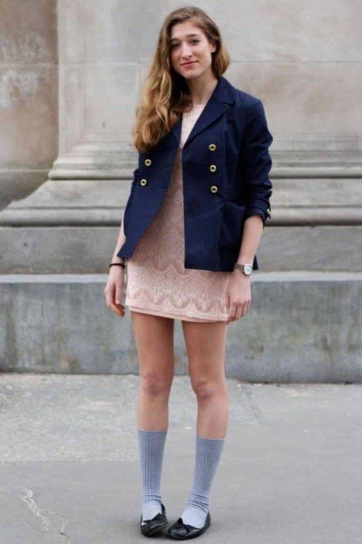 Popular Teenage Fashion College Looks Amazing 23 – Monochromatics