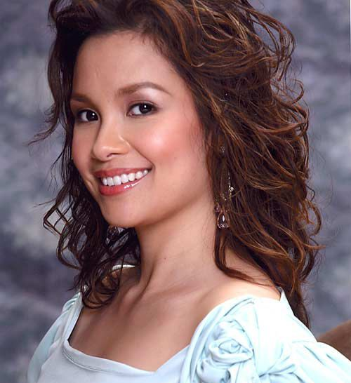 Broadway Actress...Lea Salonga. Lea originated the leading role in the musical Miss Saigon when she was discovered in the Philippines as a teenager and won a tony award for her performance.
