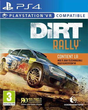 DiRT Rally - Playstation VR