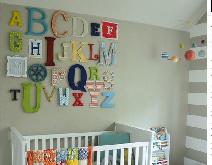 Deco chambre bebe garcon d co enfants pinterest b b for Art et decoration chambre