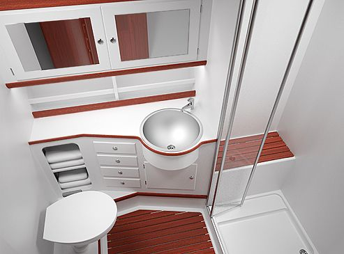 Head w/shower http://www.sailboat-interiors.com/ http://www.sailboat-interiors.com/store