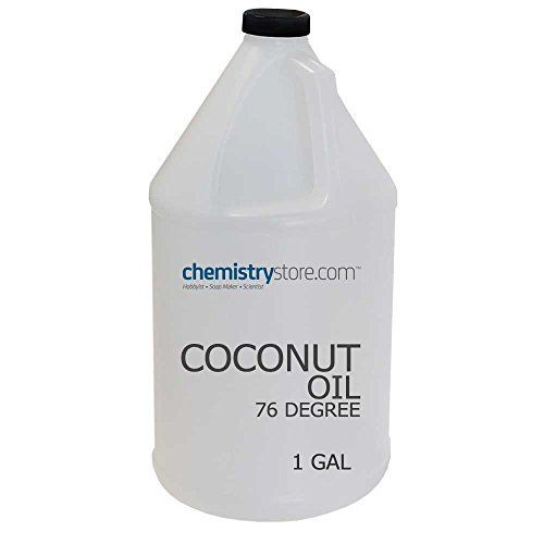 Coconut Oil 76 Degree (1 Gallon) *** Check out the image by visiting the link. (This is an Amazon Affiliate link and I receive a commission for the sales)