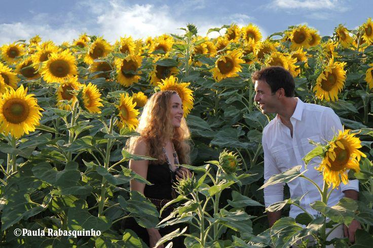 Image: Leah West Music www.leahwest.com/ Photography by: Paula Rabasquinho #Sunflowers #Flowers