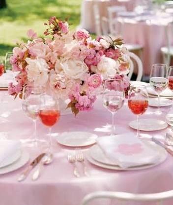 「桜色 装花 ウェディング」の画像検索結果