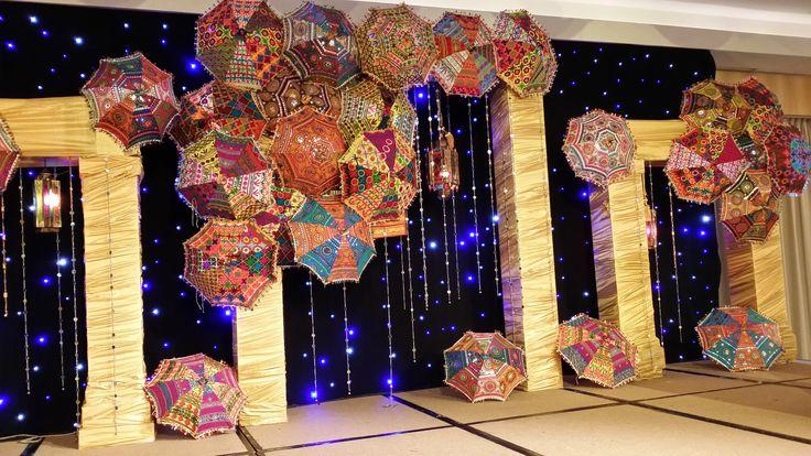 Traditional Umbrella Concept