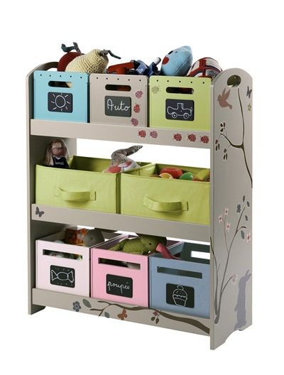 ber ideen zu kinderregal mit boxen auf pinterest. Black Bedroom Furniture Sets. Home Design Ideas