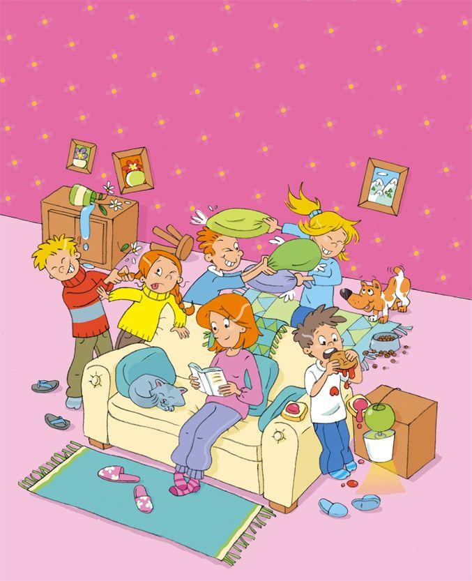 (2014-06) Hvad gør de i stuen?