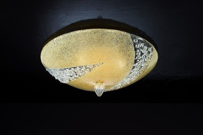 Murano Ceiling Lamps - Series Giove